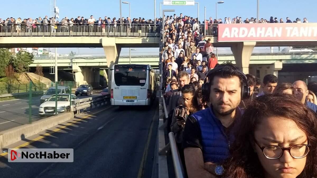 İstanbullu'nun toplu ulaşım isyanı!