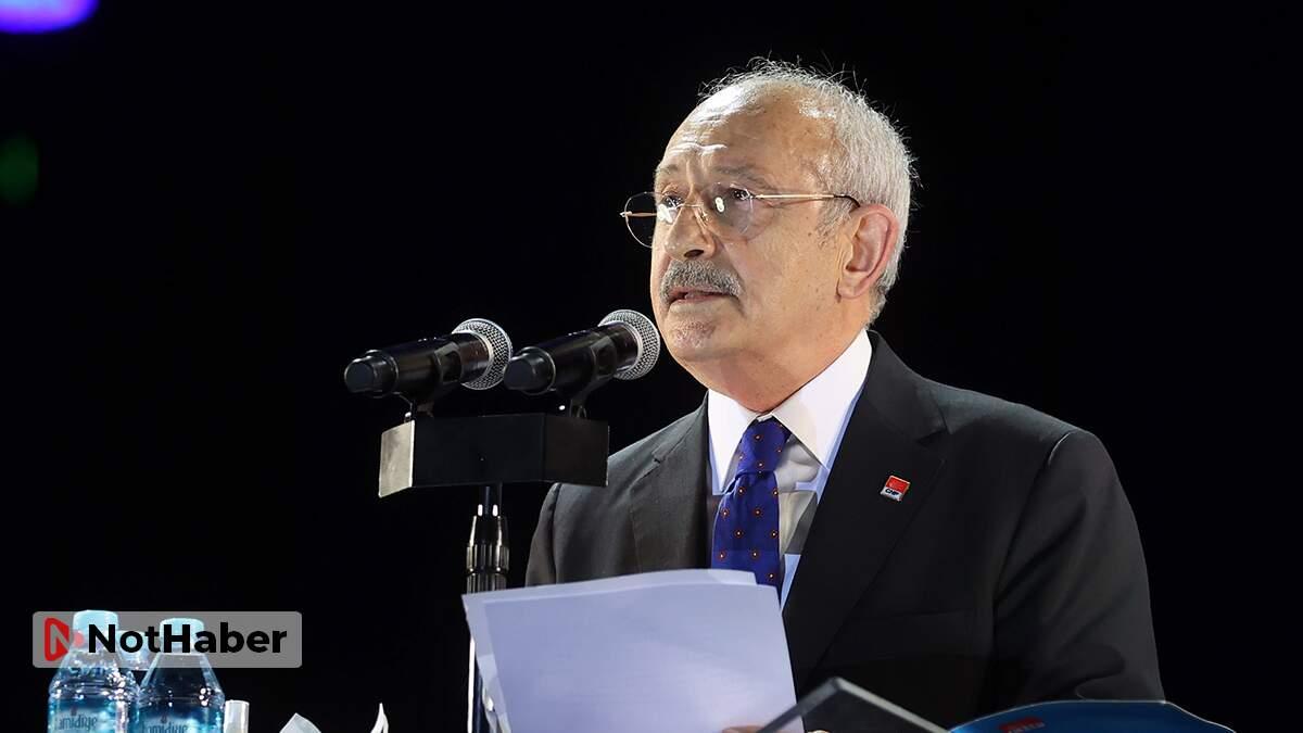 Kılıçdaroğlu yeni sivil anayasaya destek vermeyecek!