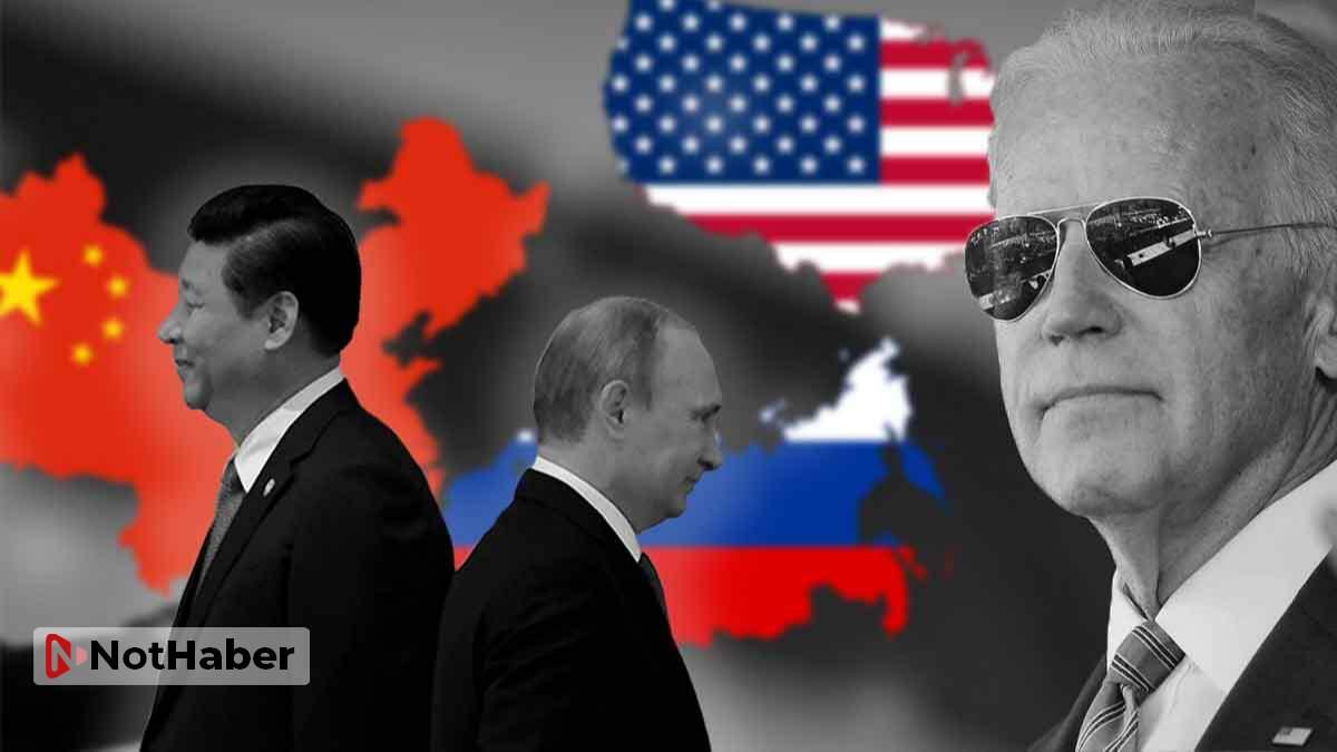 Joe Biden'ın gizli Putin ajandası mı var?