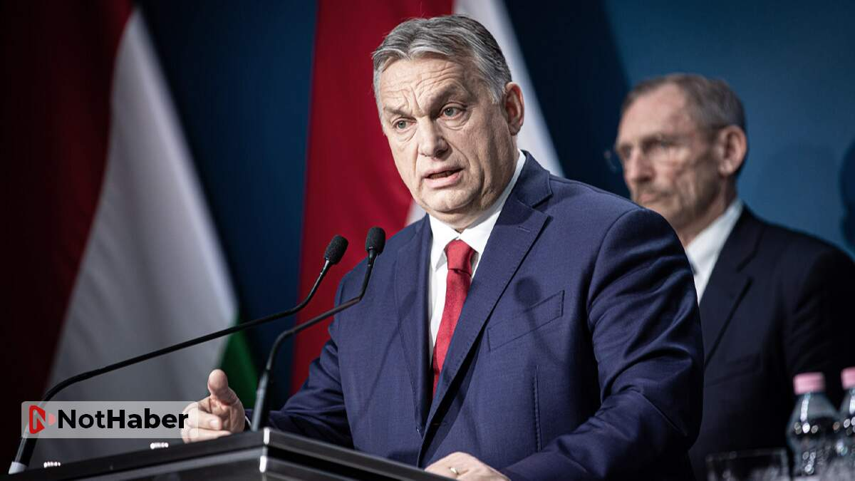 Orban'dan Avrupa'ya LGBT karşıtı tepki