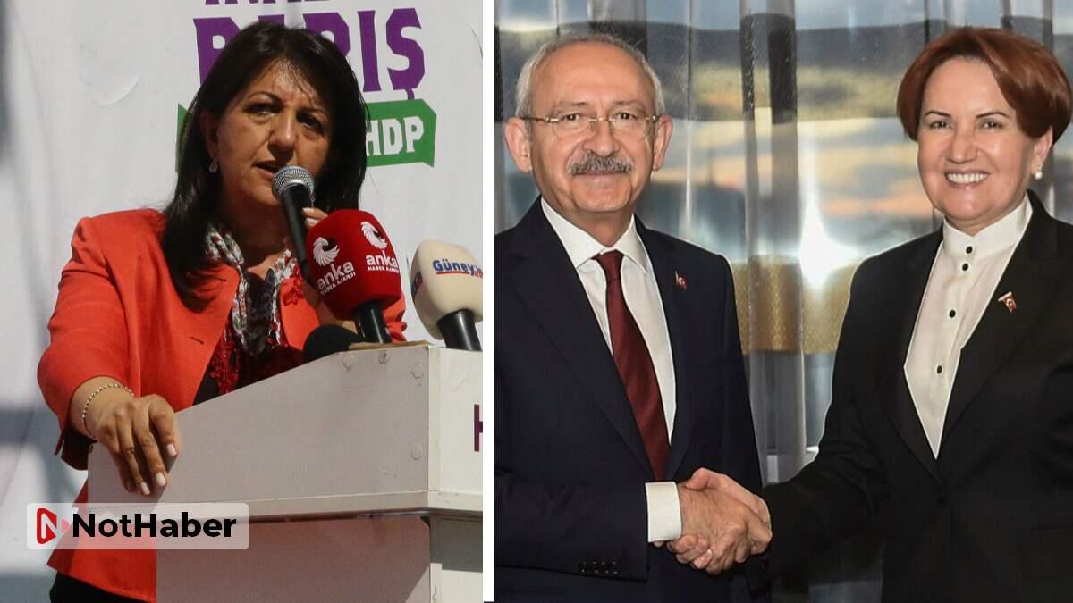 Pervin Buldan: HDP, Millet İttifakı için kolay lokma değil!