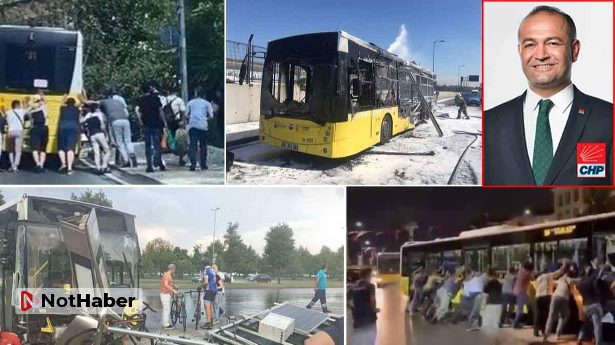 İETT otobüsleri dökülüyor! Bakım şirketi hakkında çarpıcı iddialar