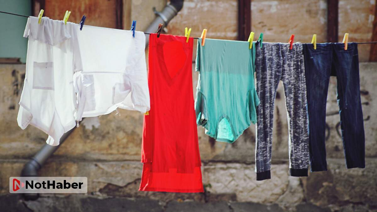 Rüyada İpte Serili Çamaşır Görmek Ne Anlama Gelir? Rüyada İpte Serili Çamaşır Görmenin Anlamı