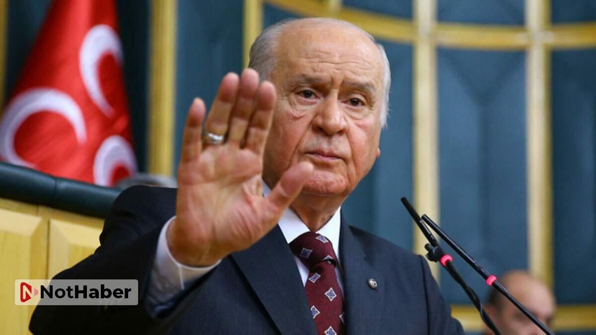 Devlet Bahçeli'den Resul Tosun'a laiklik, Ebubekir Sifil'e ruhsat tepkisi