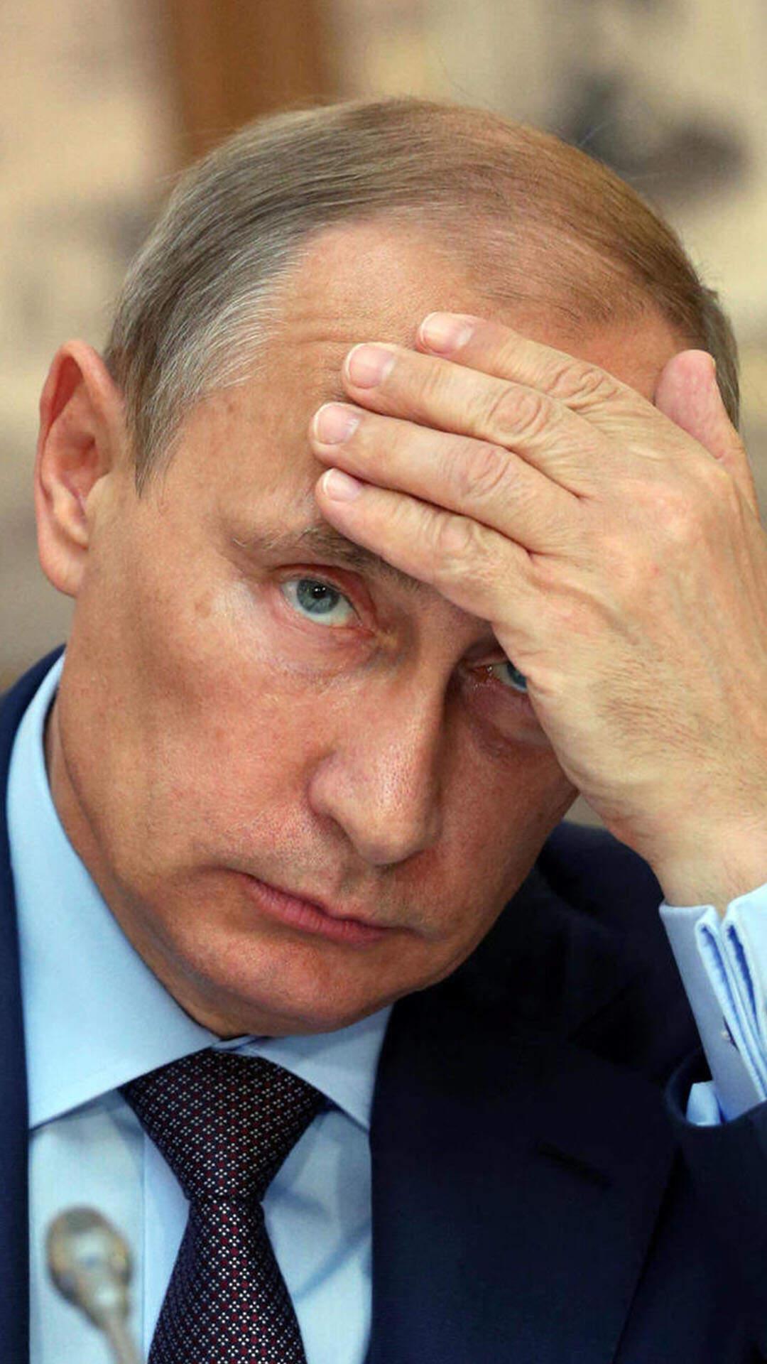 Putin kovid mi oldu?