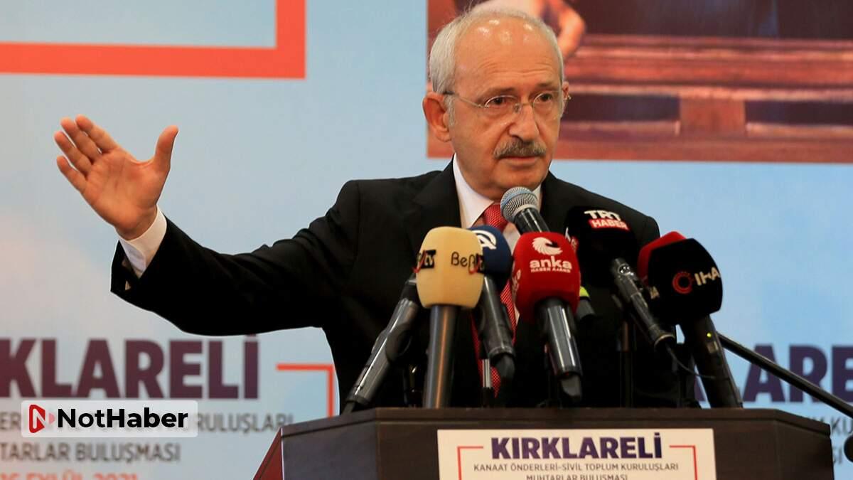Meral Akşener duymasın! Kemal Kılıçdaroğlu'ndan vaat resitali!