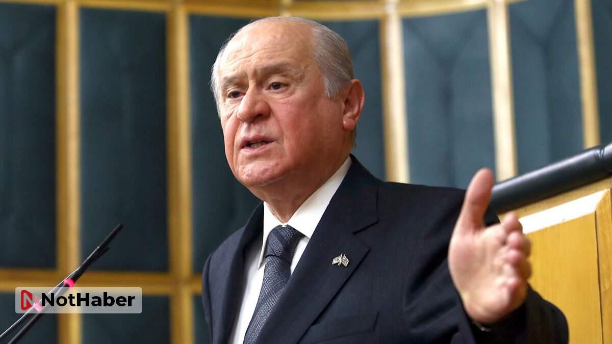 MHP liderinden Kılıçdaroğlu'na 'HDP'yi meşru görme' tepkisi