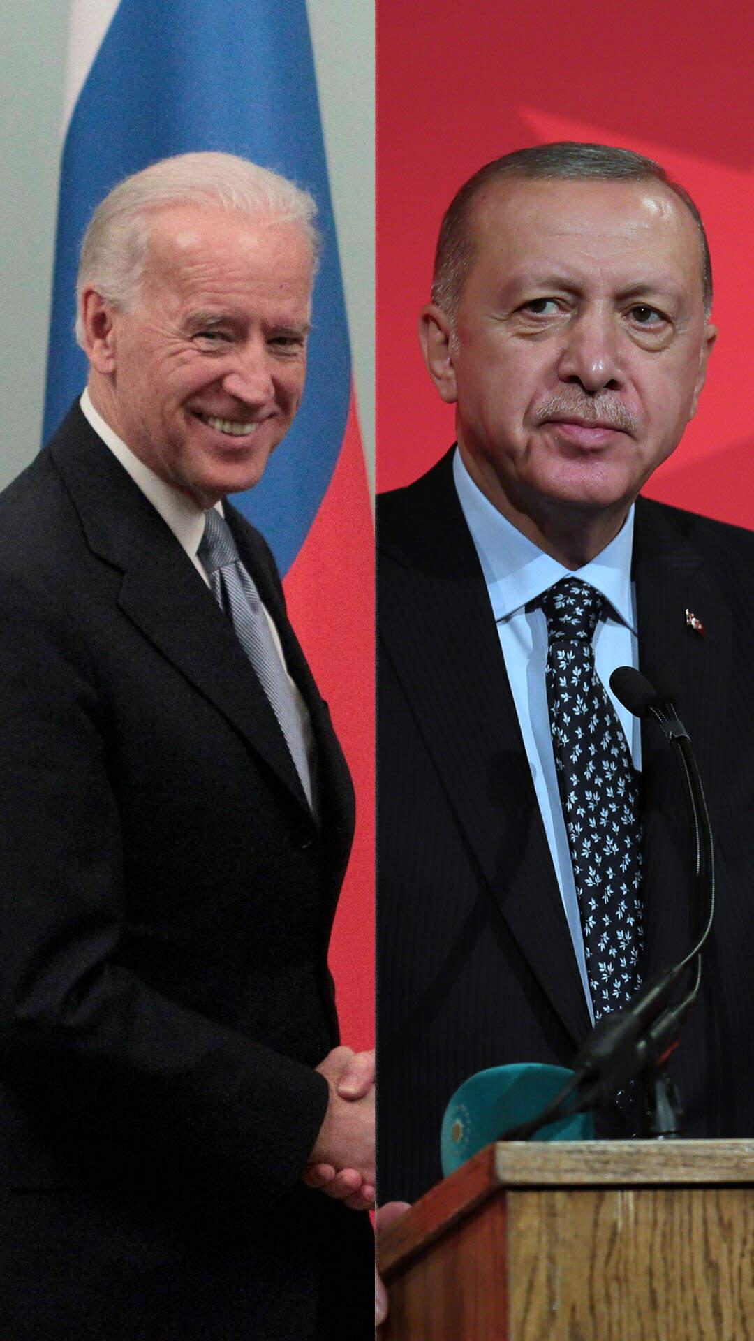 Erdoğan ve Biden'ın hedefi 100 milyar dolar!