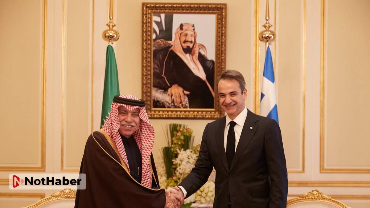 Yunan-Suudi işbirliği daimi hale geliyor