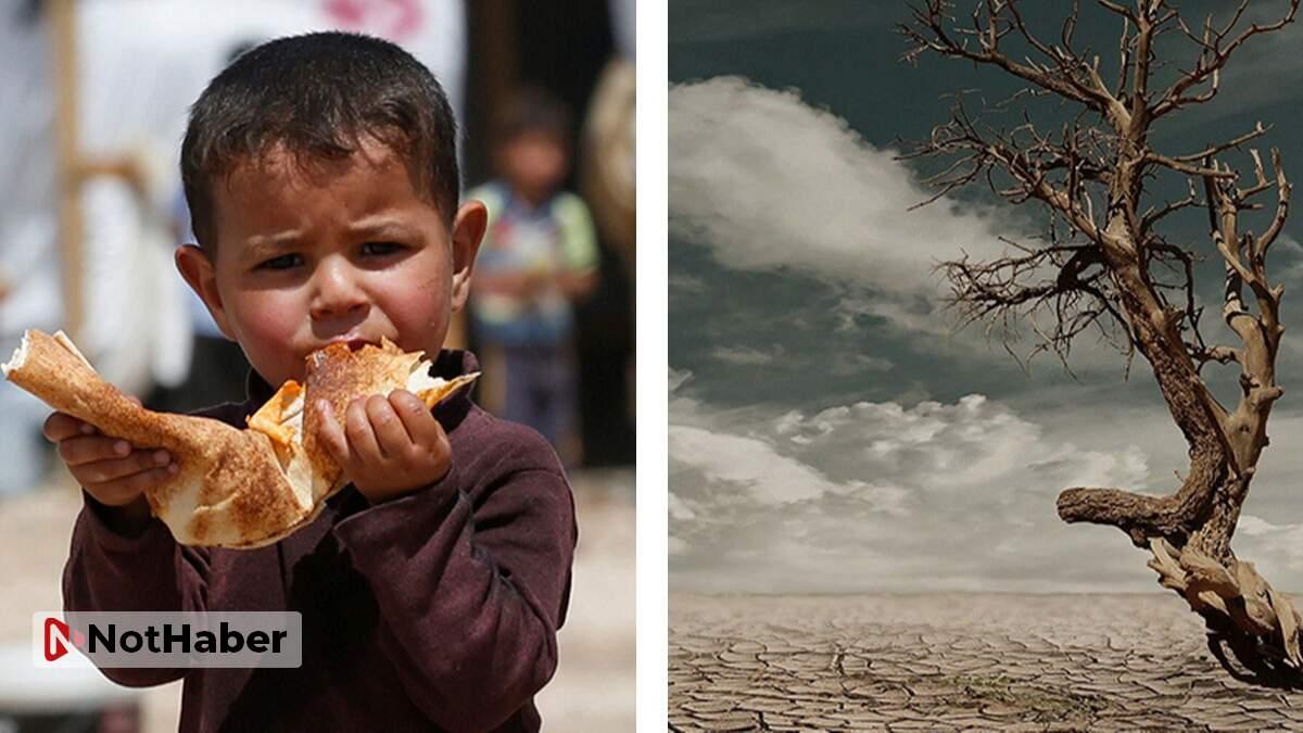Erdoğan'dan 'iklim ve gıda krizine hazırız' mesajı!