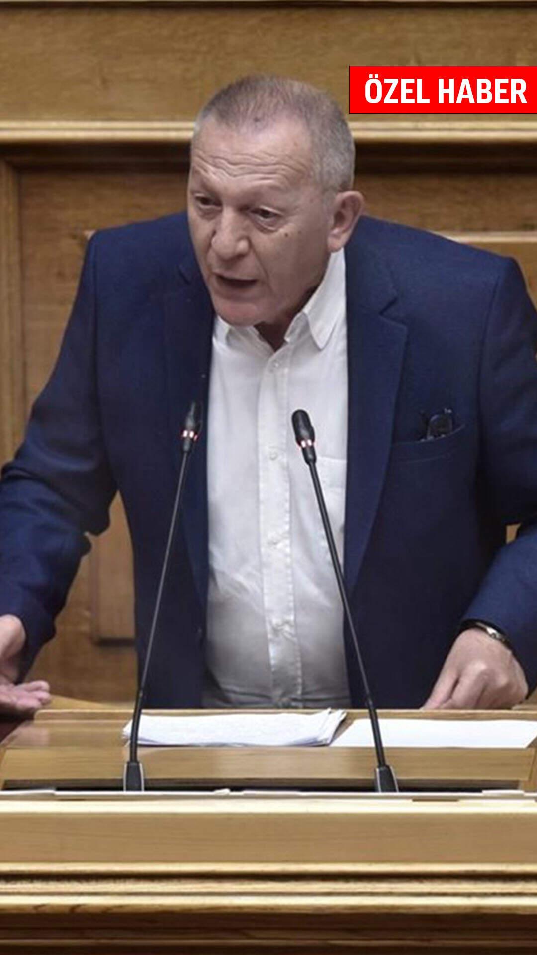 Yunan vekil: En saldırgan ülke biziz!