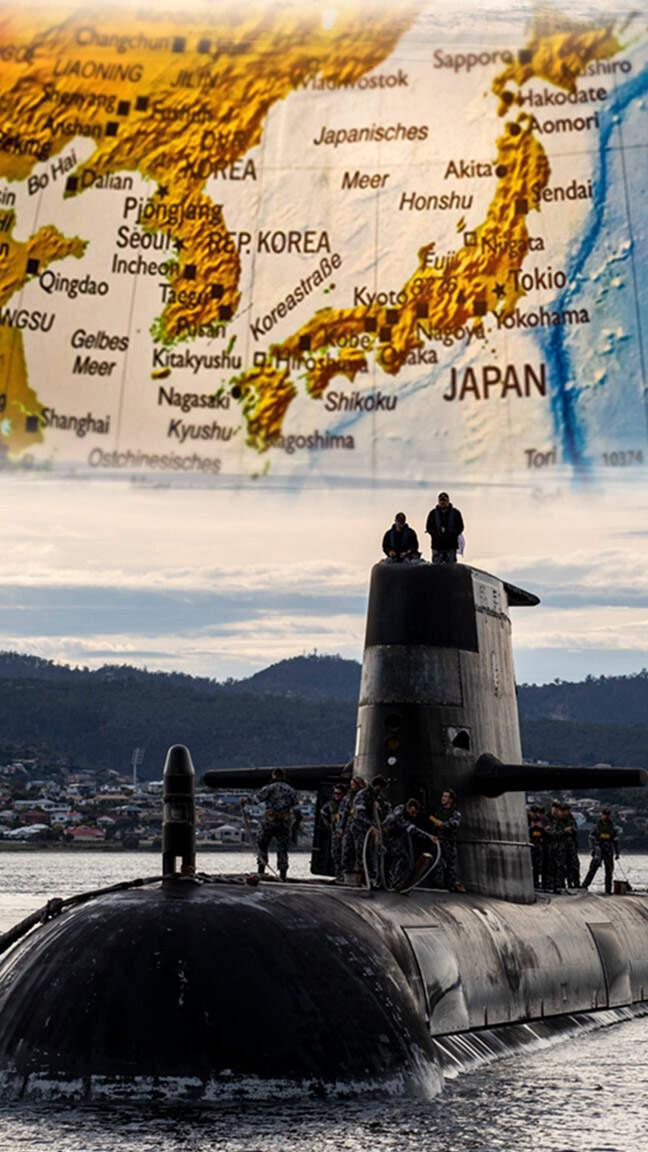 Güney Kore ile Japonya arasında Fukuşima krizi patlamak üzere!