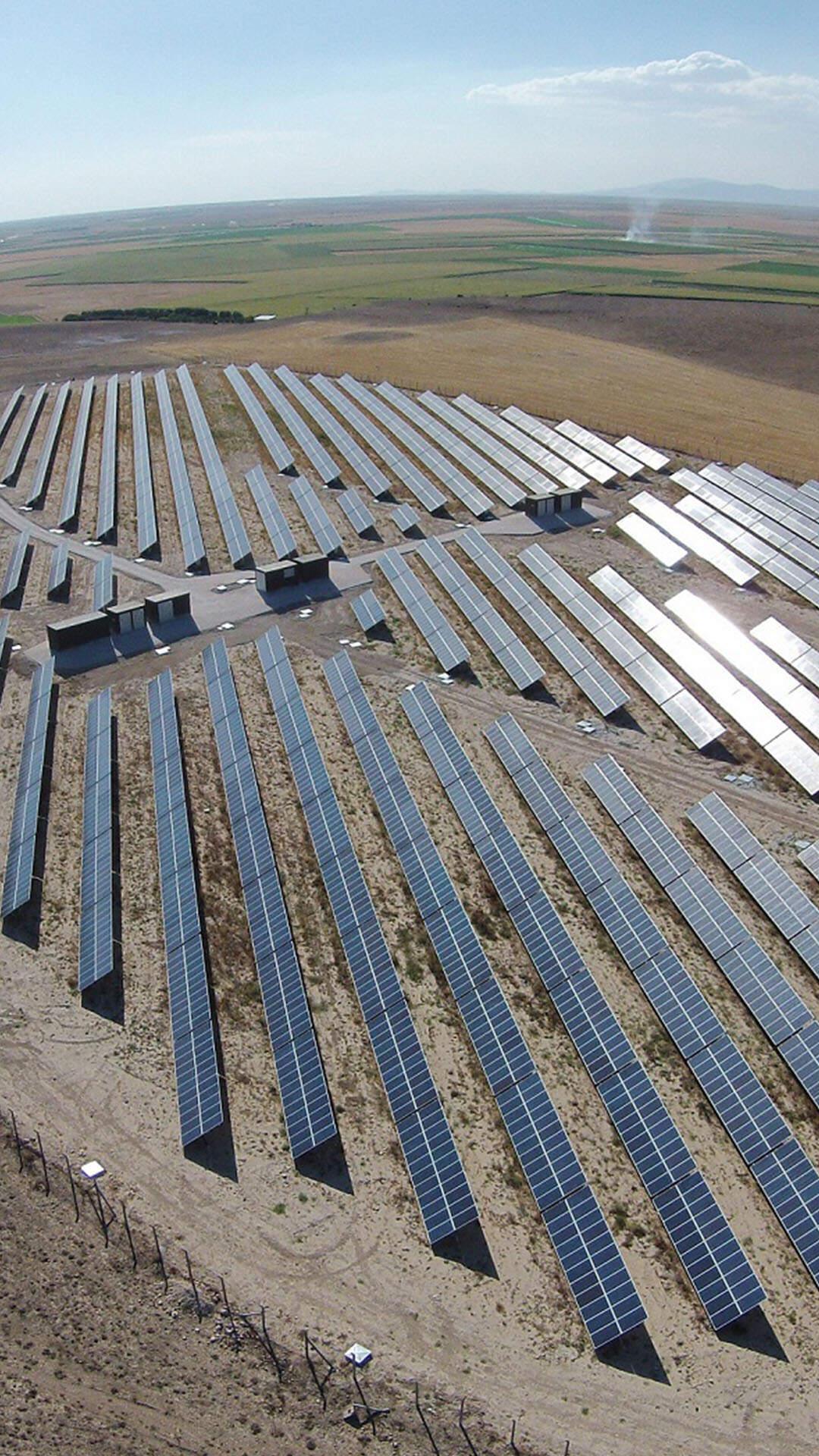 Yenilenebilir enerjide Türkiye Avrupa'da beşinci!