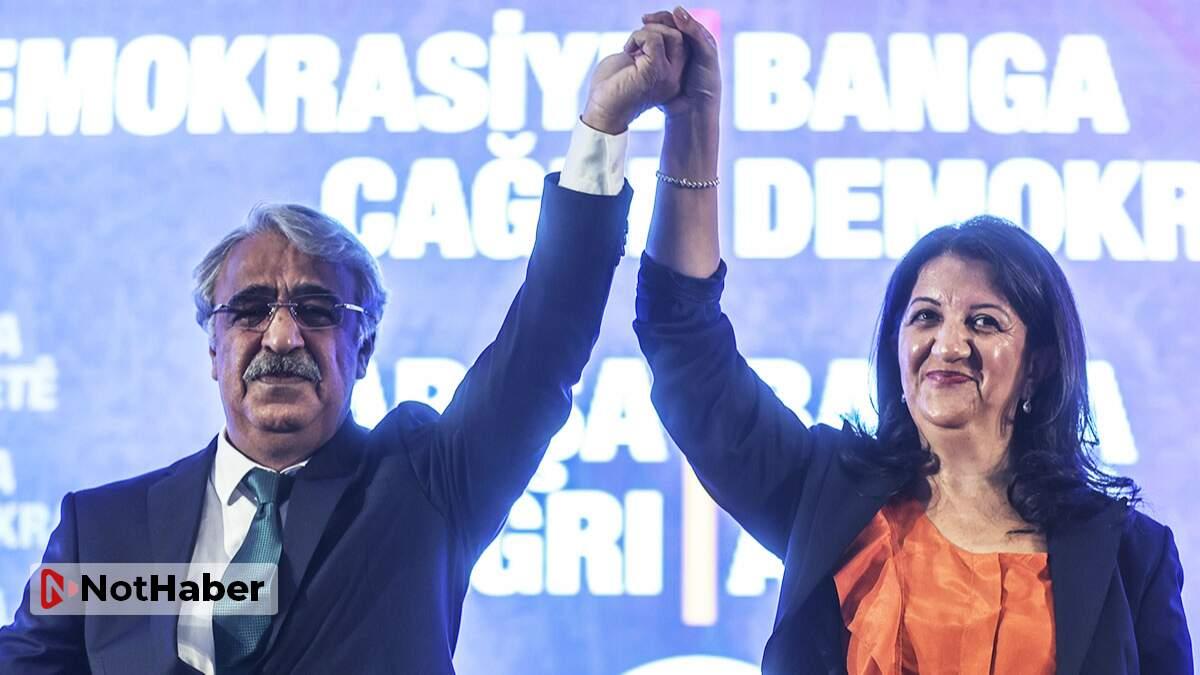 HDP, ittifak seçimini yaptı!
