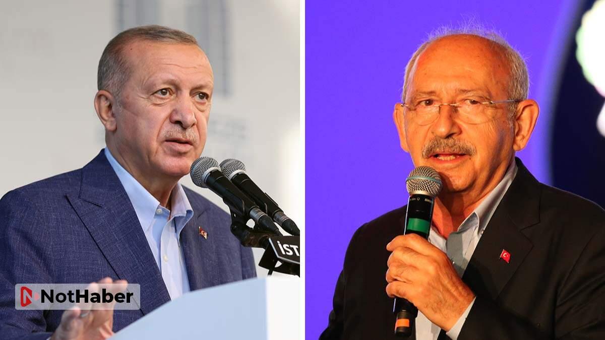 Erdoğan 'yalan' dedikçe Kılıçdaroğlu 'var' diyor!
