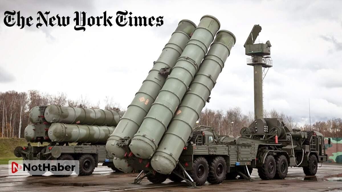 Erdoğan'dan, New York Times'ın S-400 sorusuna manidar yanıt!