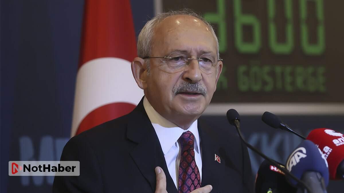 Kemal Kılıçdaroğlu'ndan çiftçiye vaat resitali