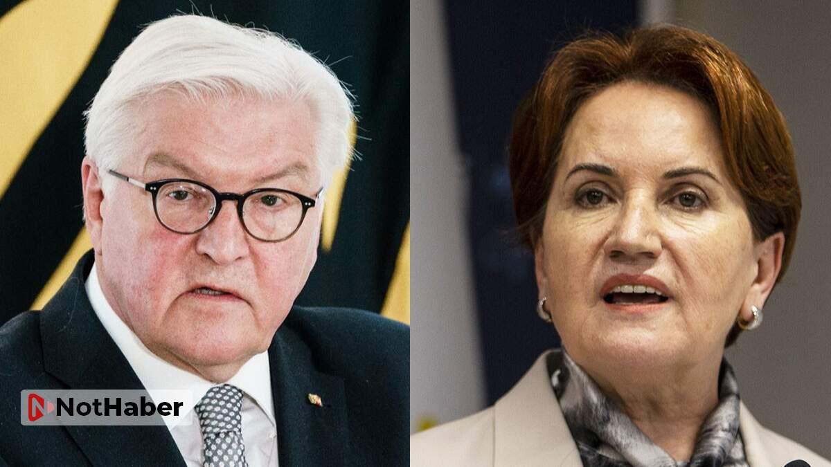 Meral Akşener, Millet İttifakı'nın adayı için Almanya cumhurbaşkanını örnek alıyor!