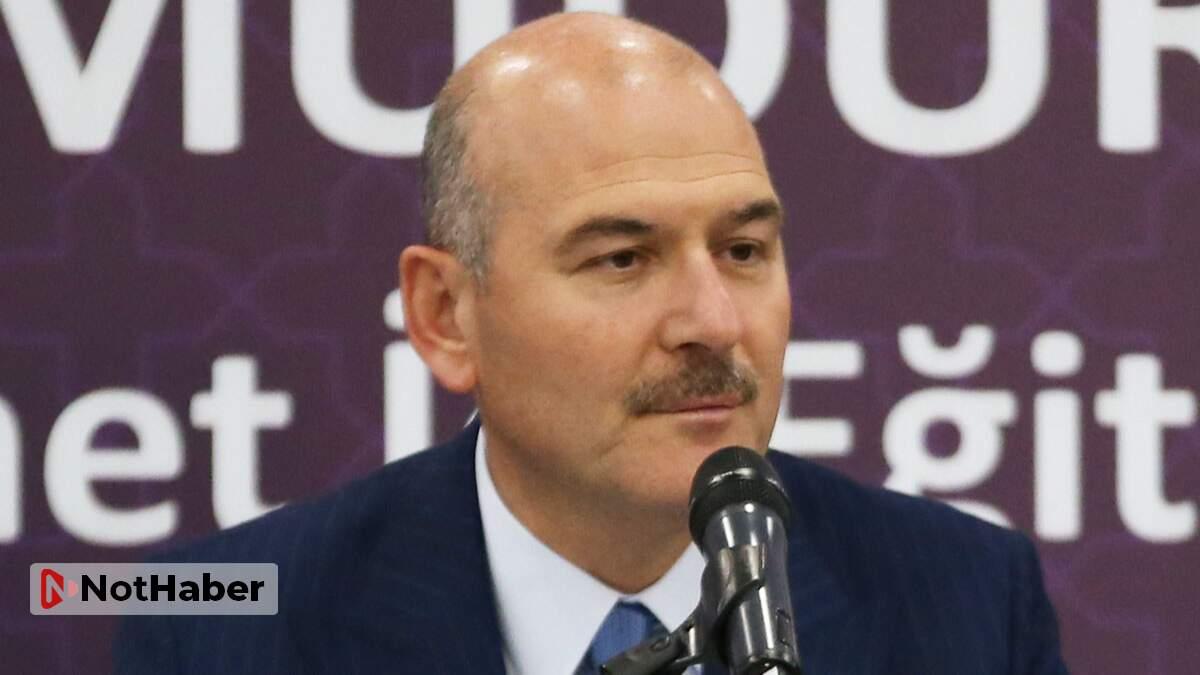 Soylu'dan Kılıçdaroğlu'na: FETÖ'nün kasetiyle CHP'ye çöktün!