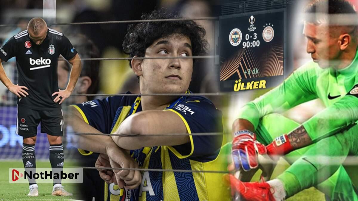 Türk futbolu alarm veriyor! UEFA Avrupa Ligi de hayal olabilir