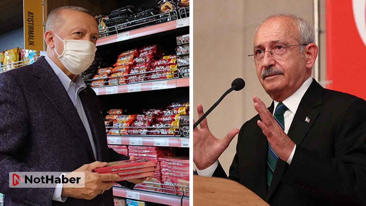 Kılıçdaroğlu, kooperatif marketi açılmasına karşı