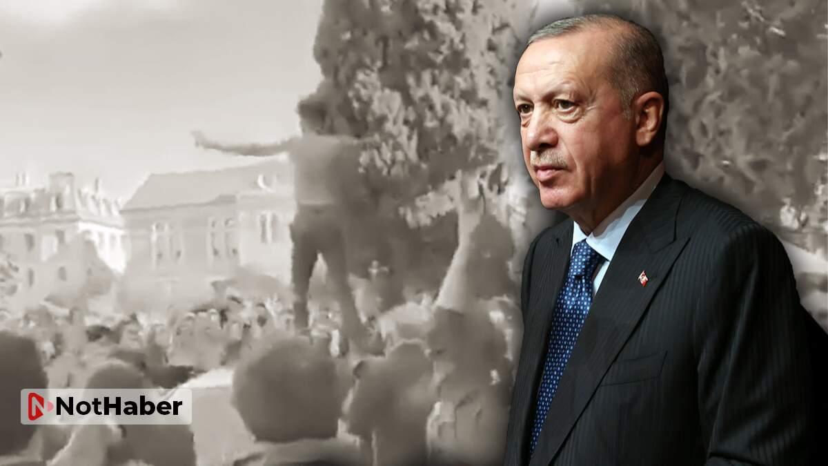 Erdoğan: Onlar öğrenci değil 'terörist'