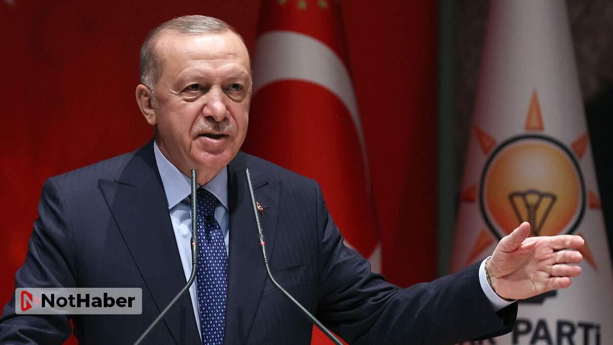 Erdoğan, 3600 ek gösterge için tarih verdi!