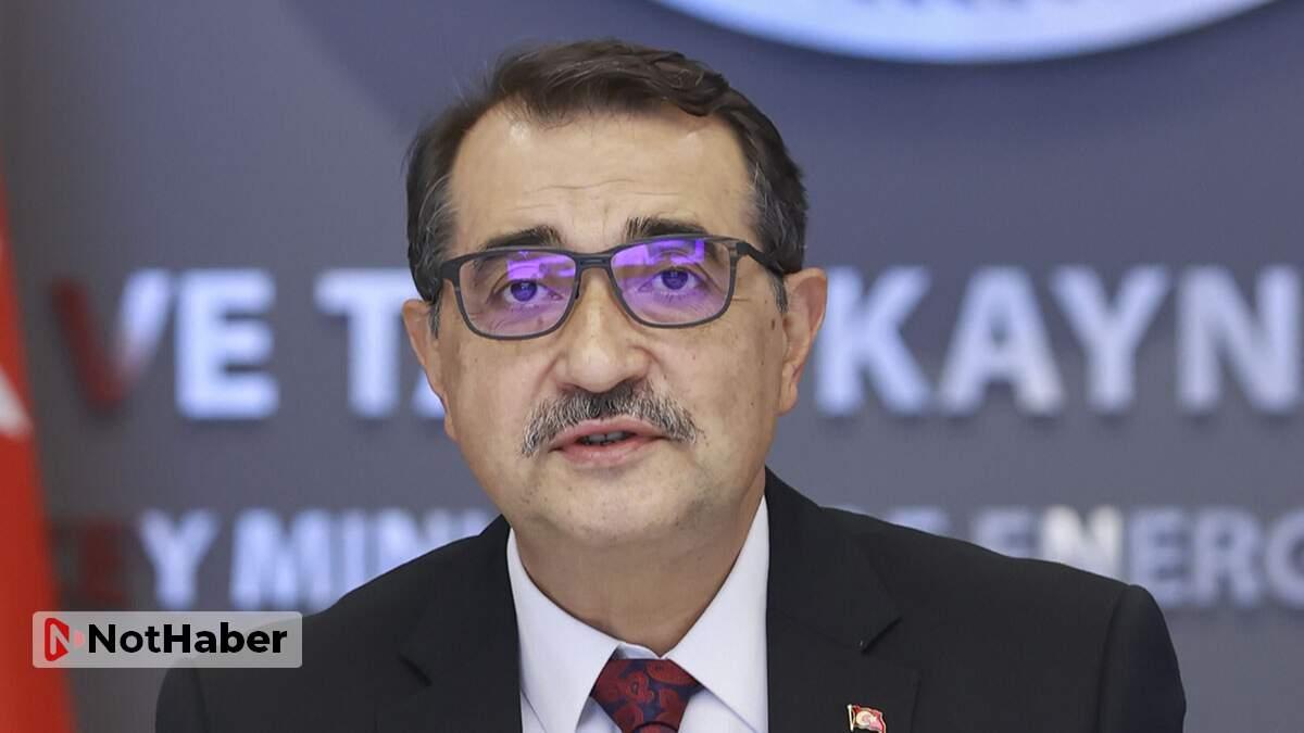 Enerji bakanı açıkladı: Elektrik ve doğalgaz fiyatlarında fedakârlık yapıyoruz!