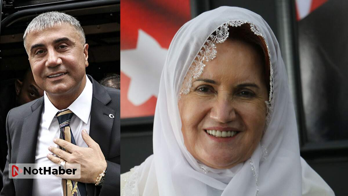 Meral Akşener, Sedat Peker'in iddialarının soruşturulmasını istedi!