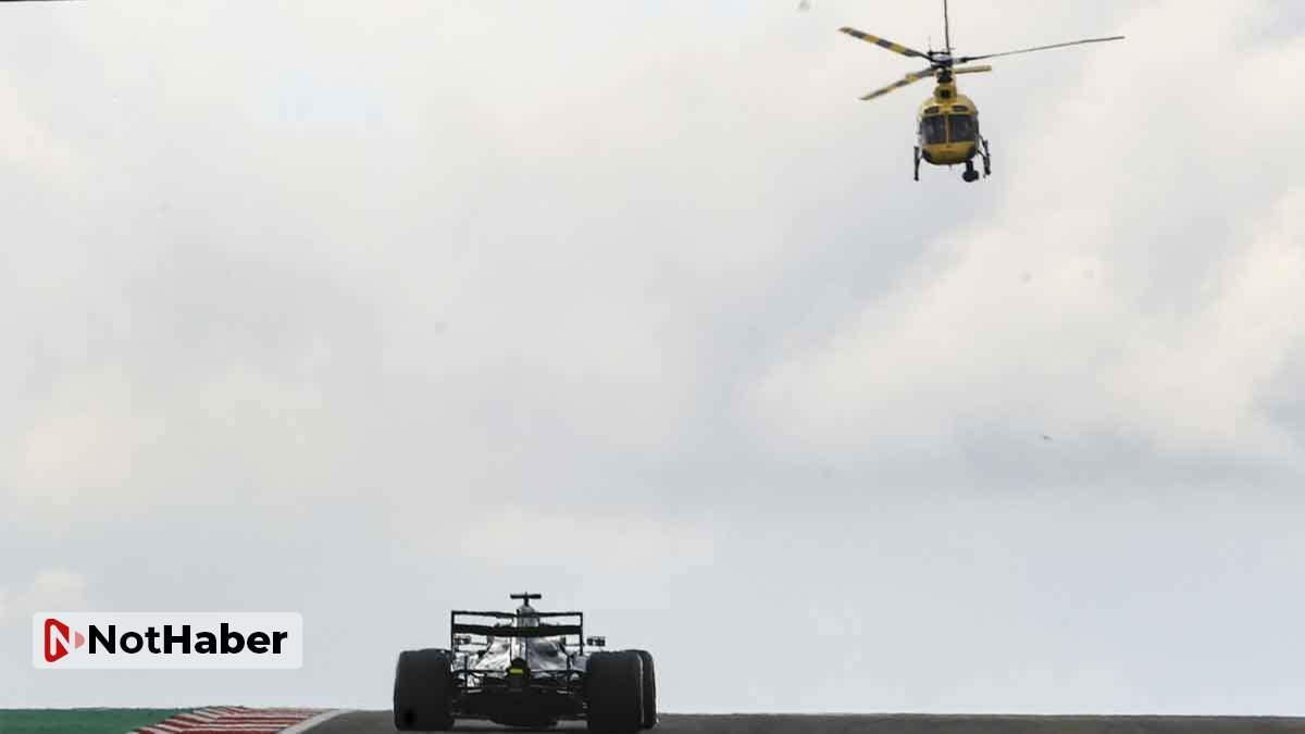 İstanbul'da pole pozisyonu Bottas'ın! F1'de sıralamalar belli oldu