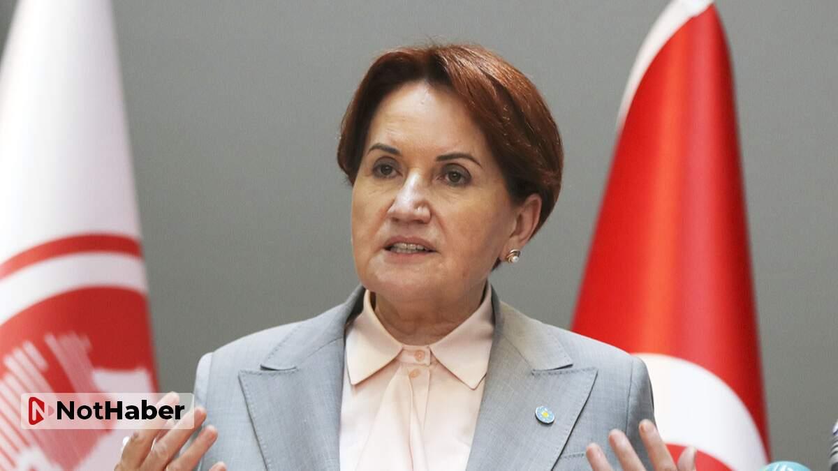 Akşener'den Erdoğan'a öneri: İncirlik üssünü kapatın!