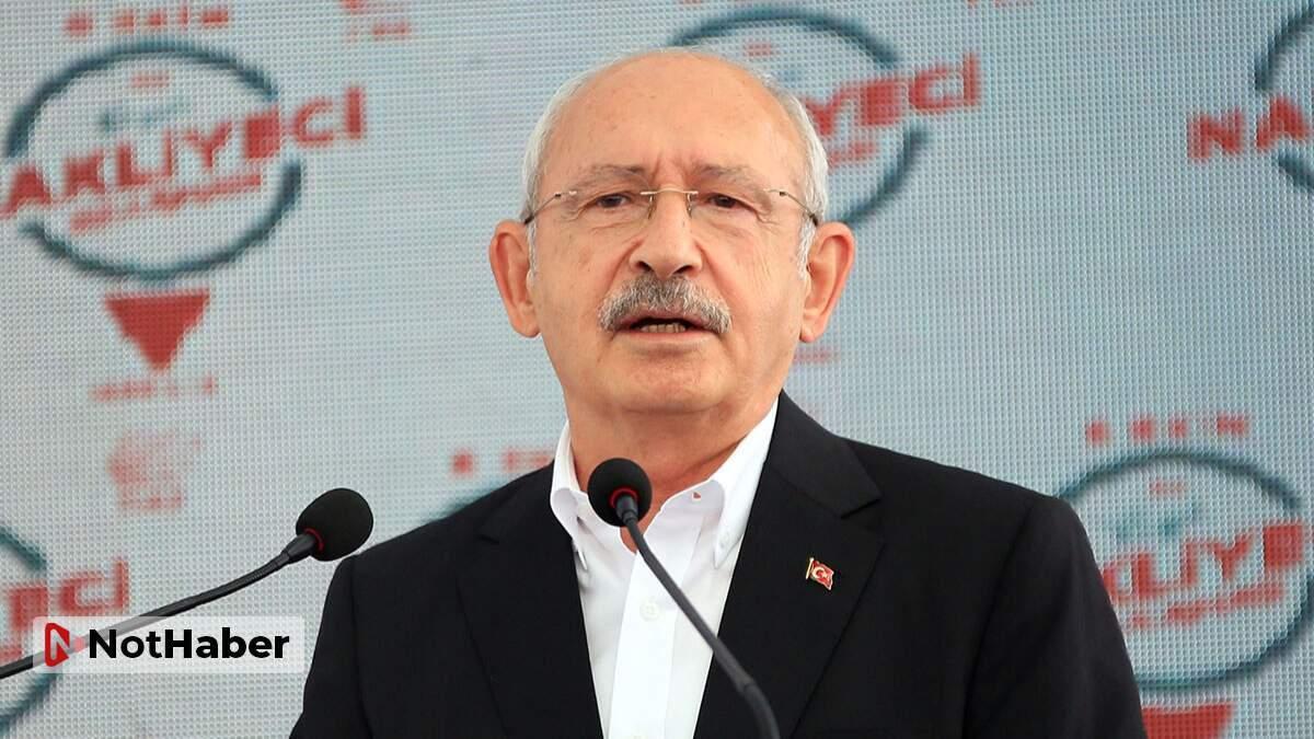 Kemal Kılıçdaroğlu: Profil fotoğrafıyla cumhurbaşkanı adayı belirlenmez!