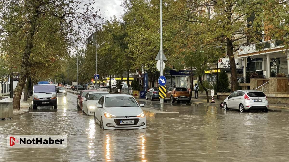 3 bölge için kuvvetli sağanak yağış uyarısı!